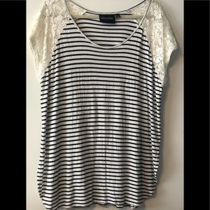 🎊MINKPINK stripped top!